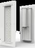 Светодиодный светильник ECOLED-18-45W-4700-D ROOF