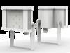 Светодиодный светильник ECOLED-8/20W/2125/D SPOTLIGHT (12-24V, 36V)